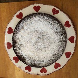 Gâteau au chocolat d'Anne
